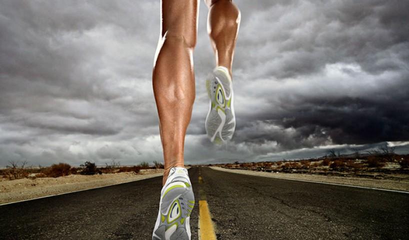 Vægttabet med hjælp af jogging om morgenen