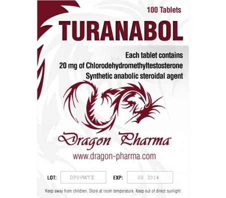 Turanabol 20